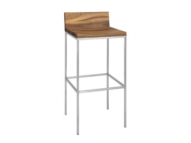 Wooden barstool GRACE - e15