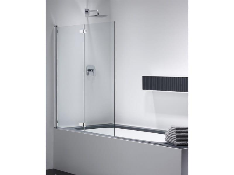 Parete per vasca pieghevole combi free ck 2 provex industrie - Pareti per vasca da bagno prezzi ...