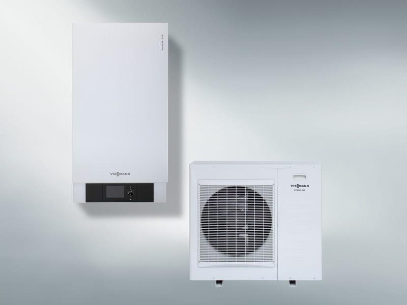 Pompa di calore ad aria acqua vitocal 200 s viessmann for Costo pompa di calore aria acqua