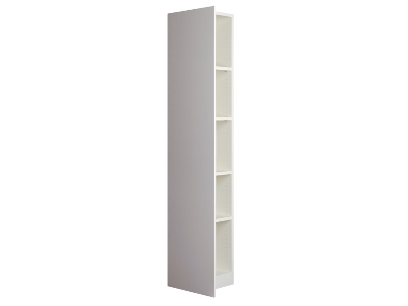 Aluminium shelving unit KAST TWEE by e15