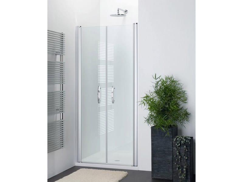 Niche glass shower cabin VARIO PD - Provex Industrie