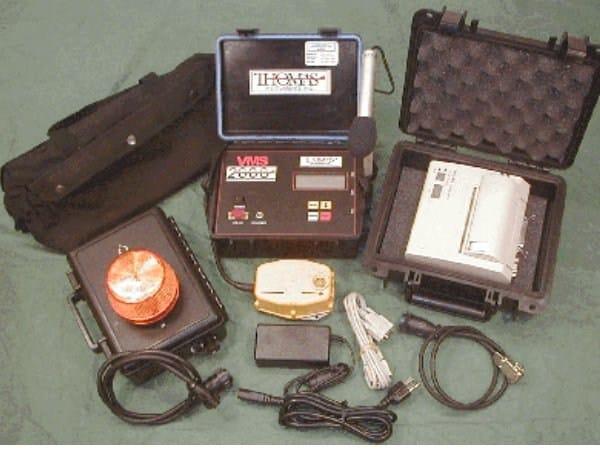 Blast Monitoring VMS-2000 - PASI