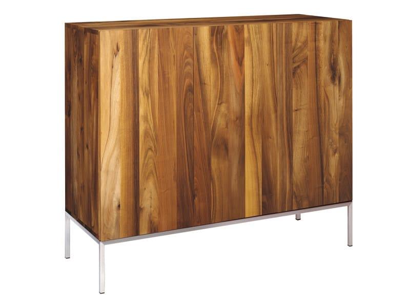 Wooden sideboard FARIBA - e15