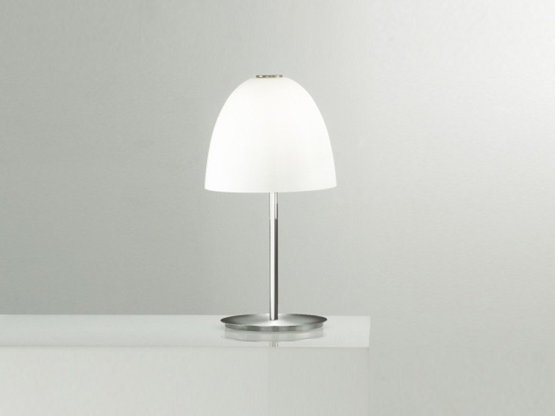 Blown glass table lamp DECÒ | Table lamp - LUCENTE - Gruppo Rostirolla