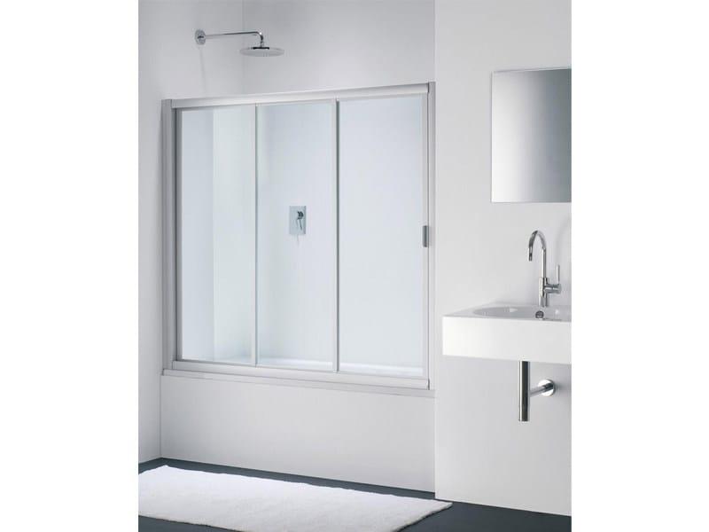 Glass bathtub wall panel CLASSIC BC - Provex Industrie