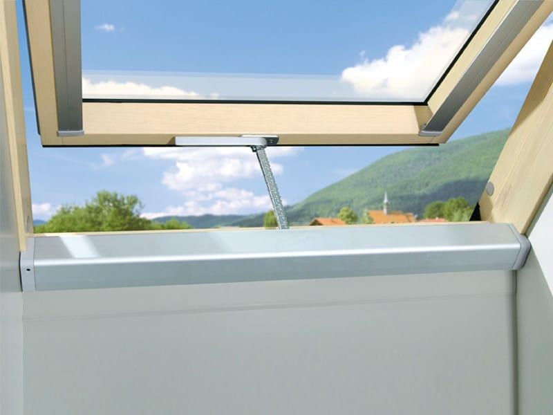 Finestra da tetto ftp v u3 electro fakro for Finestra da tetto
