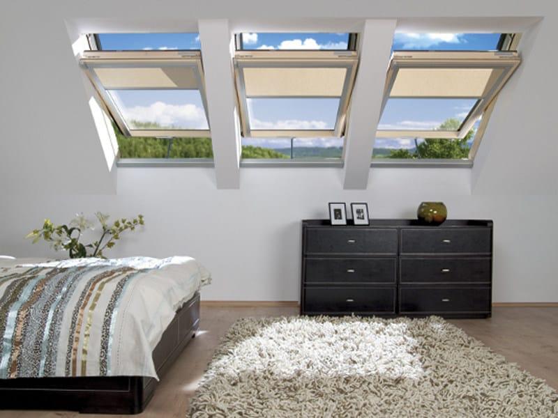 Roof window FTP-V U3 ELECTRO - FAKRO