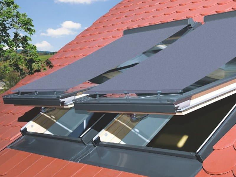 Unterschiedlich AMZ | Dachfenster-Rollo By FAKRO DS06