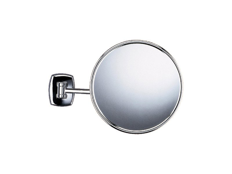Round wall-mounted shaving mirror CLASSIC | Shaving mirror - Provex Industrie