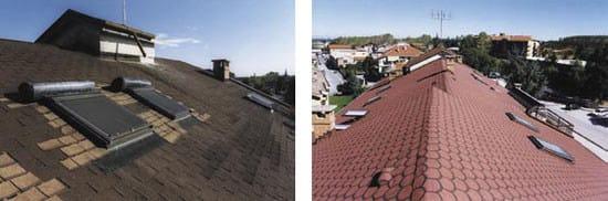 Membrana impermeabilizzante per tetti MINERAL DESIGN - INDEX