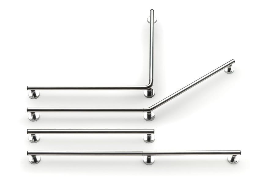 Fixed steel grab bar 400 STEEL SG 01 | Grab bar - Provex Industrie