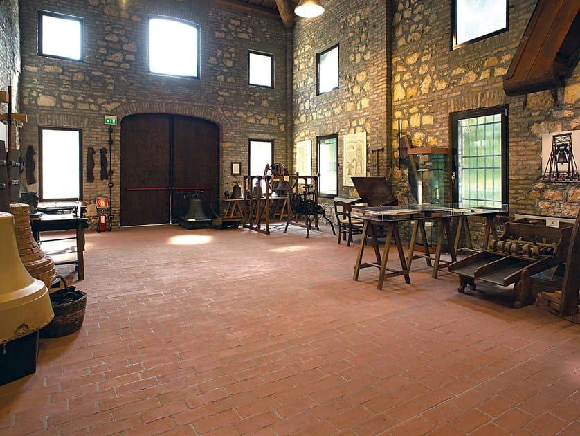 Quarry outdoor floor tiles Floor tiles - FORNACE S. ANSELMO