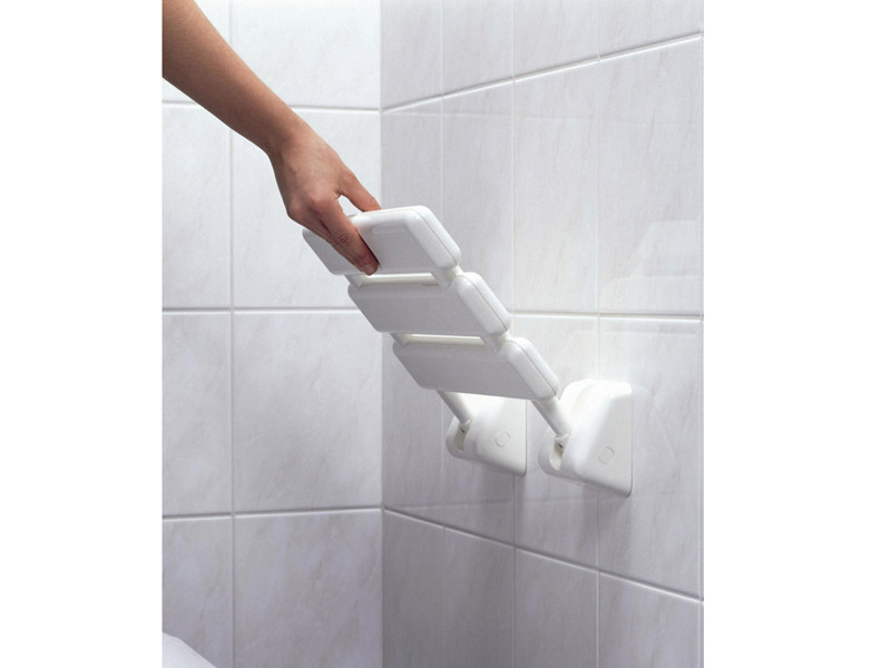 Folding ABS shower Seat ANIMO RD | Shower Seat - Provex Industrie