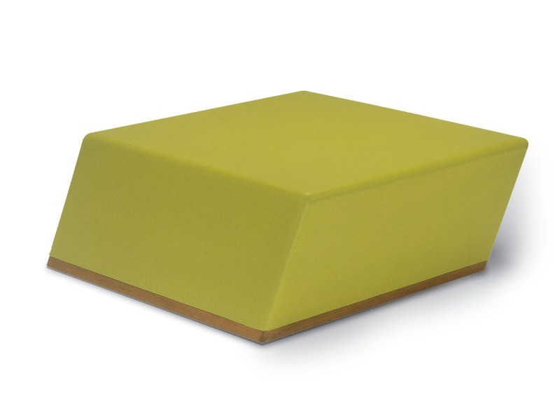 Square foam garden pouf UNIVERS | Garden pouf - FISCHER MÖBEL