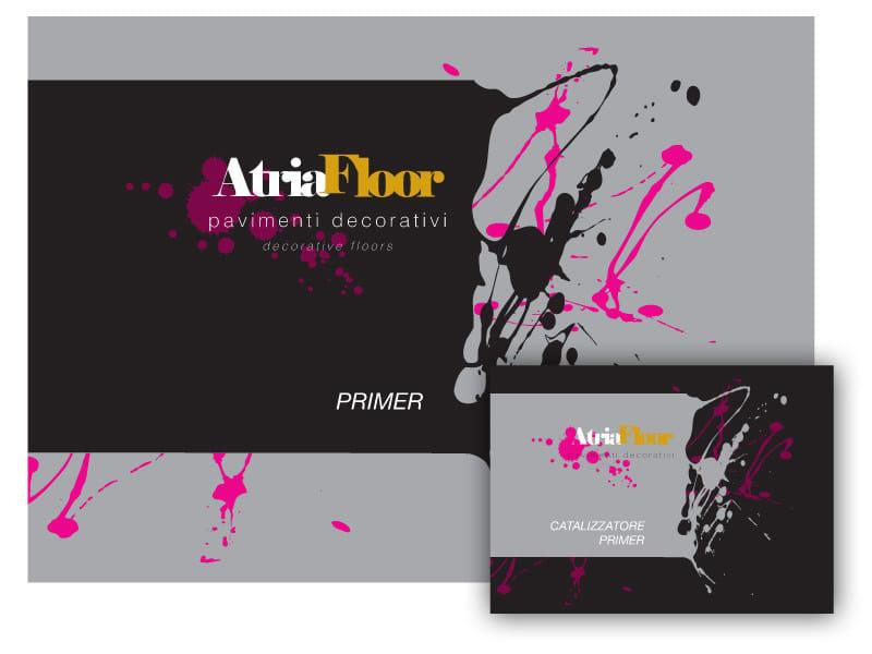 Primer ATRIAFLOOR PRIMER by COLORIFICIO ATRIA