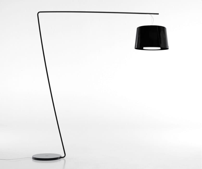 Floor lamp L001T by PEDRALI