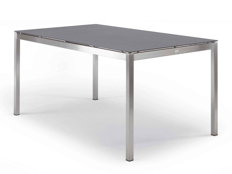 Rectangular garden table MODENA | Garden table - FISCHER MÖBEL