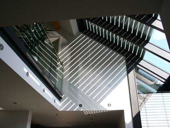 Avvolgibile in alluminio per giardini d 39 inverno wiga star for Finestre velux orizzontali