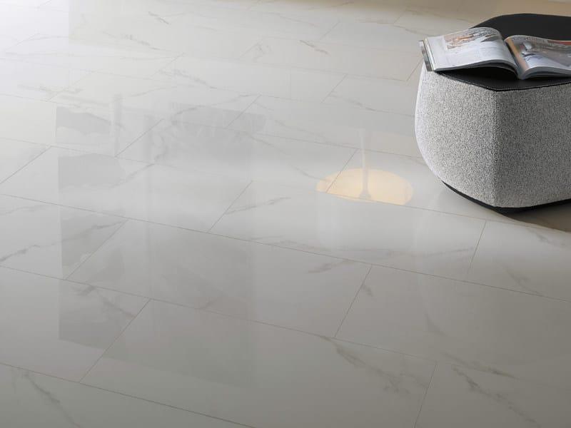 Pavimento rivestimento in gres porcellanato effetto marmo - Piastrelle gres porcellanato effetto marmo ...