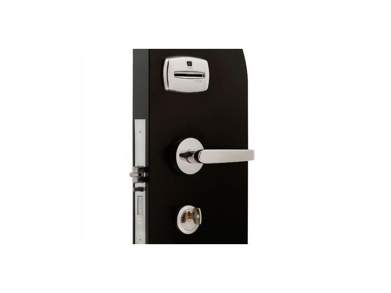 Electronic lock - SIGNATURE BANDA MAGNETICA