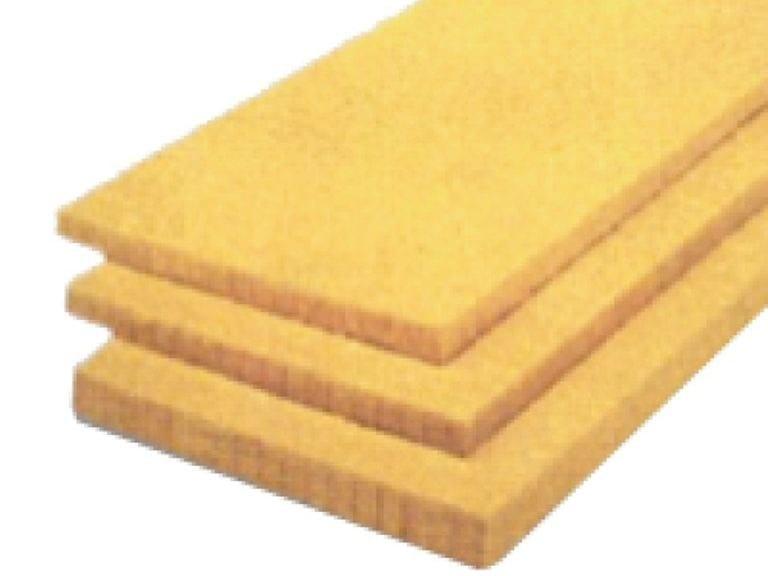 Sound insulation and sound absorbing panel in mineral fibre URSA FDP 3/DVk - XL - URSA Italia