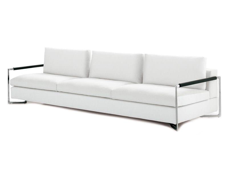 Sectional Upholstered Sofa No Logo Light No Logo