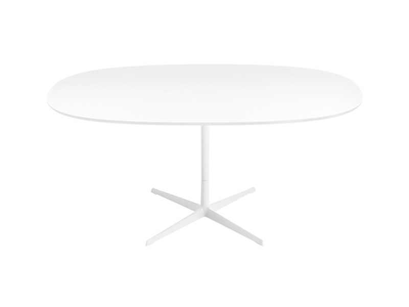 Oval table EOLO | Oval table - Arper