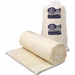 Rock wool thermal insulation felt ECOROLL - FORTLAN - DIBI