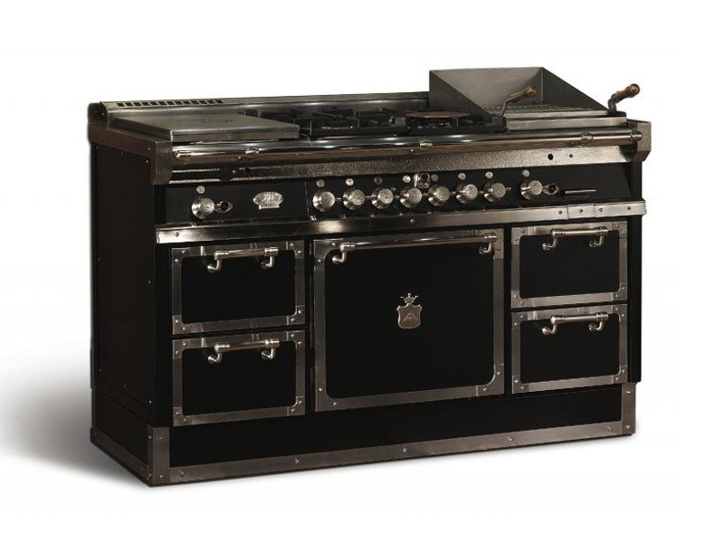 Steel cooker OG148 | Cooker by Officine Gullo