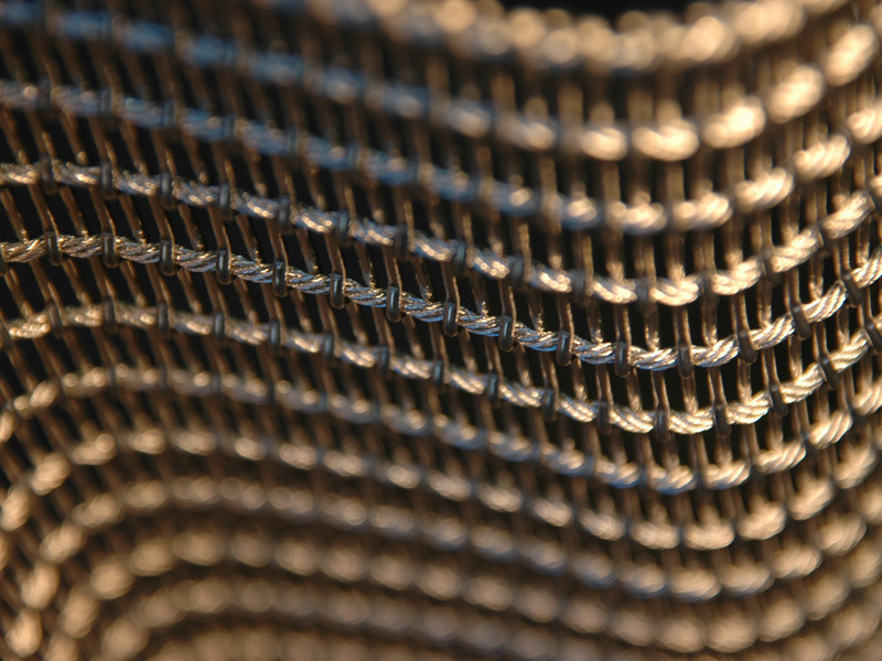 Wire mesh ARCHI-NET® B by Costacurta
