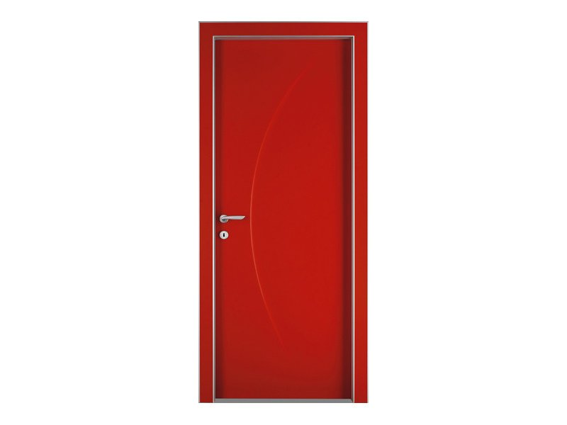 Hinged lacquered door DREAM - TORTEROLO & RE