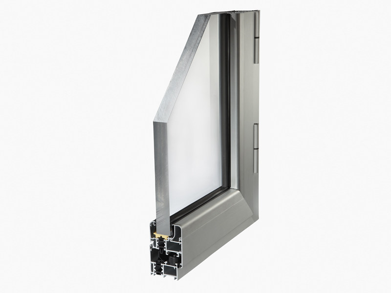 Aluminium thermal break window PLANET 50TT - ALsistem