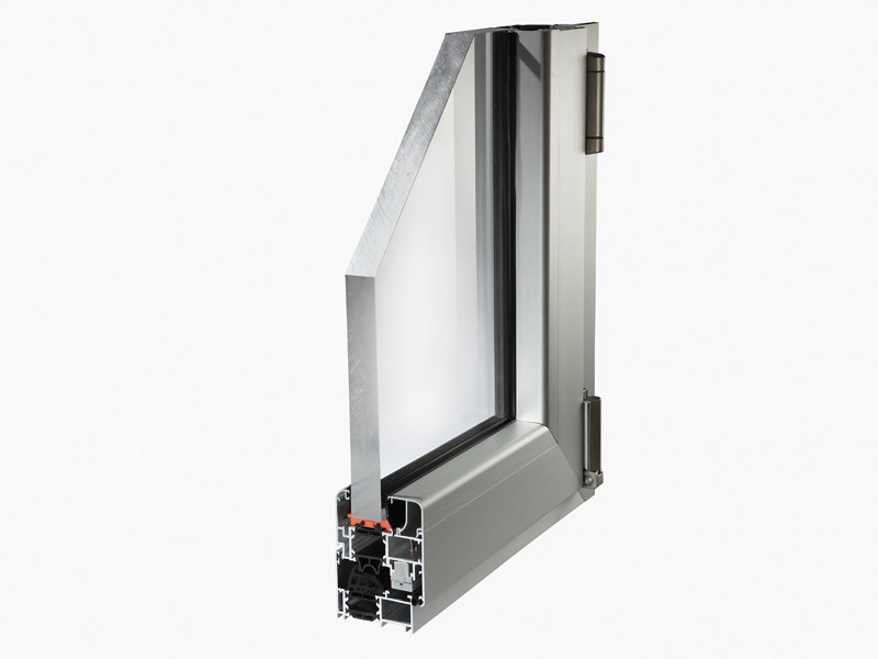 Aluminium thermal break window MATIC 62TT - ALsistem