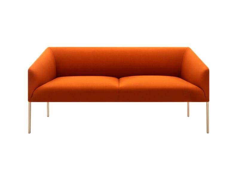 2 seater sofa SAARI | 2 seater sofa by arper