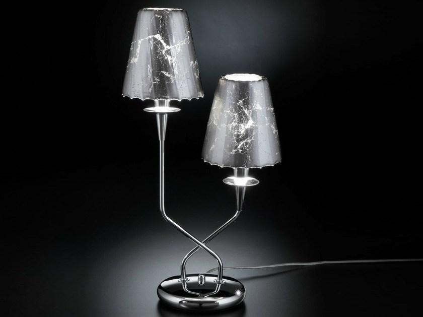 Pyrex® table lamp OPERA | Table lamp - Metal Lux di Baccega R. & C.