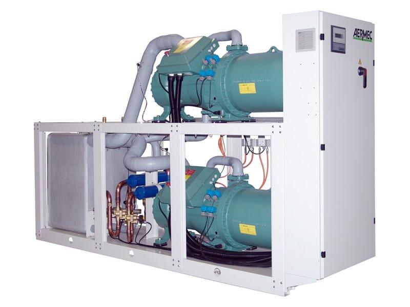 Pompa di calore / Refrigeratore ad acqua WSA - AERMEC