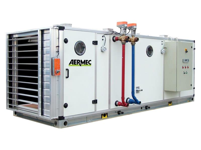 Built-in air treatment unit NCT H - AERMEC
