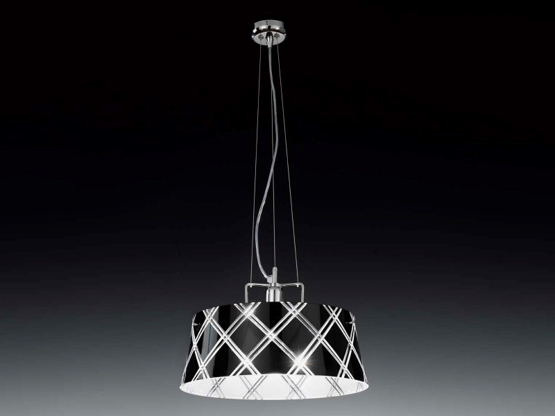 Glass pendant lamp CORALLO | Pendant lamp by Metal Lux