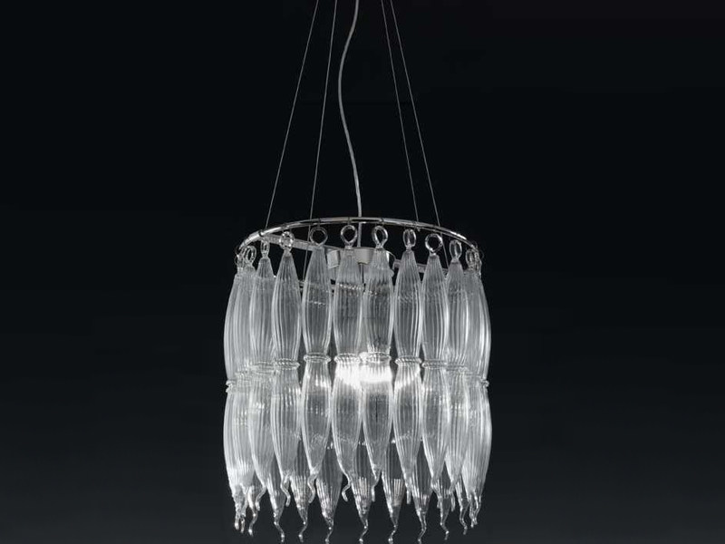 Pyrex® pendant lamp ARENA   Pendant lamp by Metal Lux