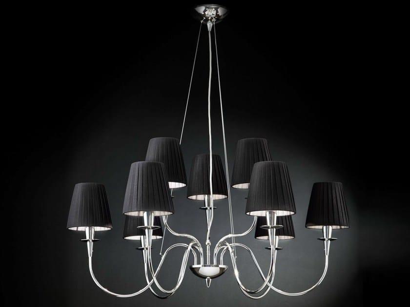 Cotton chandelier OPERA | Chandelier - Metal Lux di Baccega R. & C.