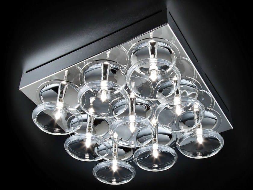 Pyrex® ceiling lamp CAPRICCIO | Ceiling lamp - Metal Lux di Baccega R. & C.