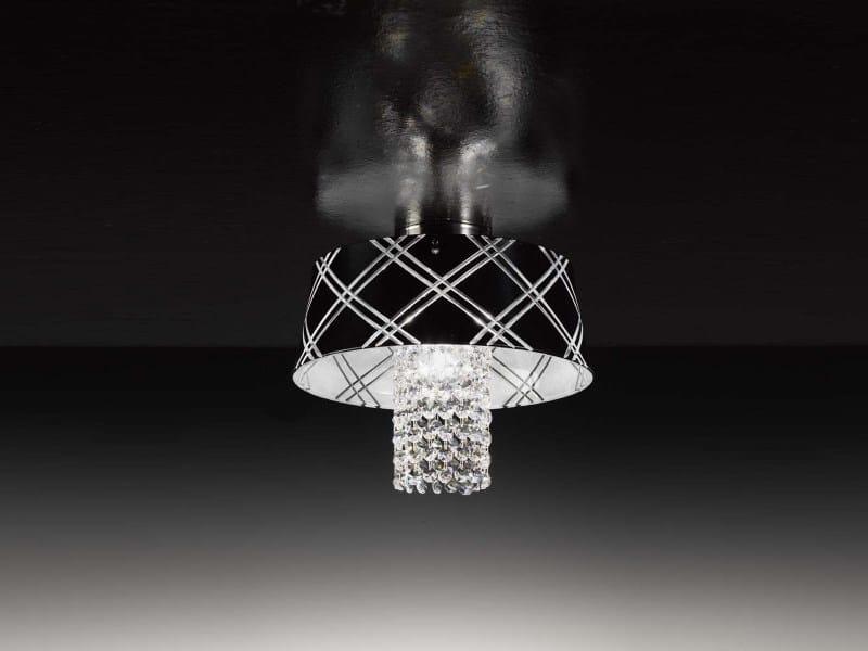 Crystal ceiling lamp MEDUSA | Ceiling lamp by Metal Lux