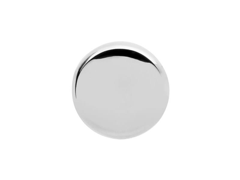 Round brass keyhole escutcheon Round keyhole escutcheon - i-DESIGN