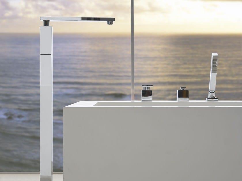 Solar miscelatore per vasca by graff europe west - Come lucidare una vasca da bagno opaca ...
