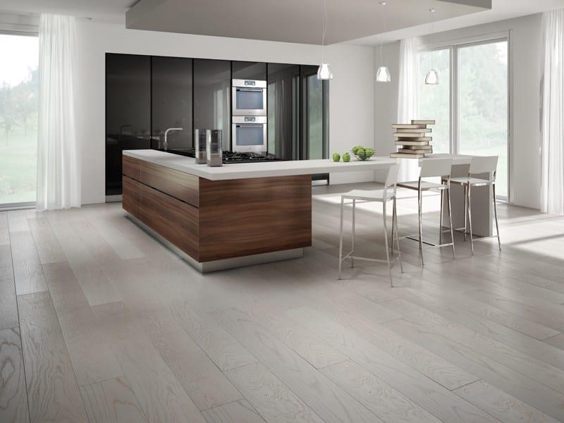 Parquet in multistrato oasi plank ideal legno for Parquet grigio chiaro