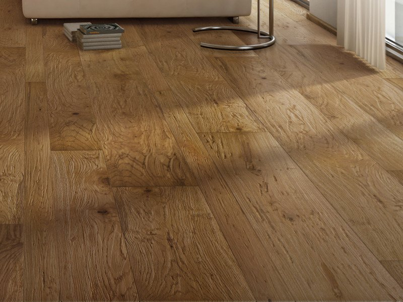 Wooden Parquet ROVERE ANTICO - IDEAL LEGNO