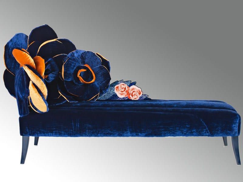 Velvet day bed SYMPHONIE - Sicis