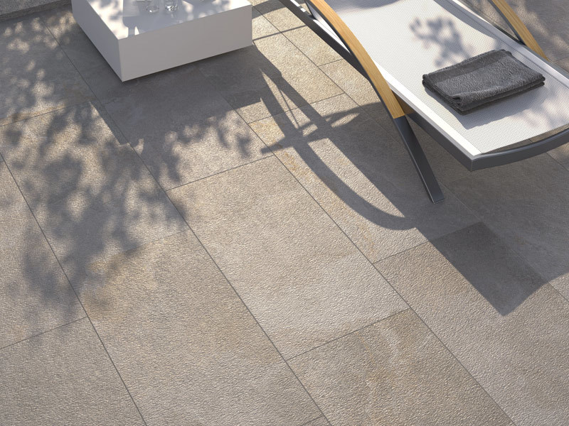 Pavimento rivestimento in gres porcellanato vetrificato - Stock piastrelle 2 euro ...
