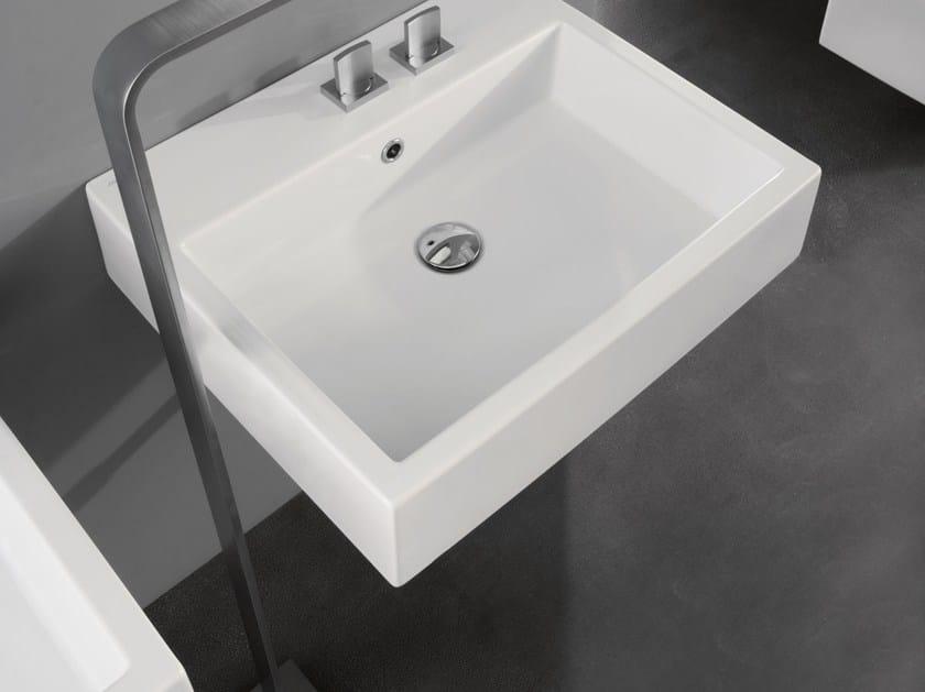 Floor standing washbasin tap TARGA | Floor standing washbasin tap - Graff Europe West