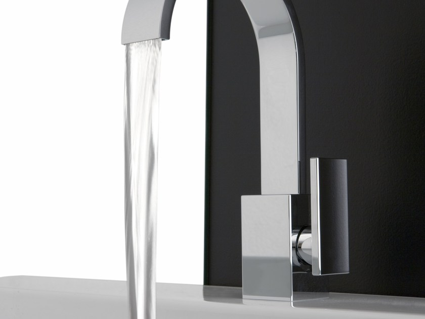 Countertop 1 hole washbasin mixer SADE | 1 hole washbasin mixer - Graff Europe West